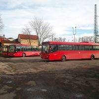 DB Regiobus Stuttgart Einsatzstelle SC Göppingen