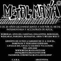 MetalMania RockShop