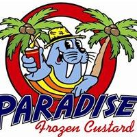 Paradise frozen custard