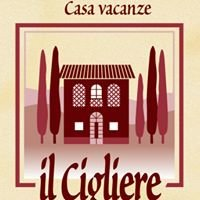 Il Cigliere holiday home in Tuscany