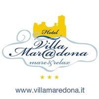 Hotel Villa Maredona - Ascea