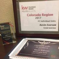Kevin Everson, Keller Williams Colorado West Realty