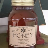 River Bend Bees Honey 100% Pure