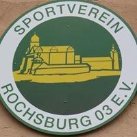 SV Rochsburg 03 e.V. Tischtennis