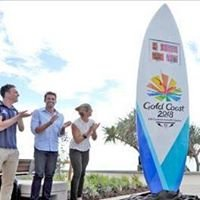 Countdown Clock - Gold Coast 2018 Commonwealth Games: Surfers Paradise
