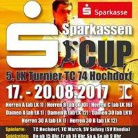Sparkassen Cup 2017, 5. LK Turnier TC 74 Hochdorf