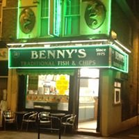 Benny's Fish and Chips