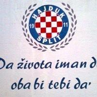 Hajduk Split 1911. & Torcida 1950.