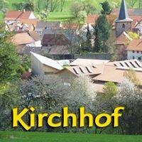 Kirchhof Oberellenbach