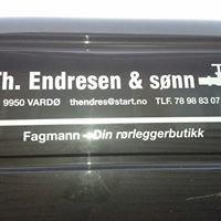 Th Endresen & Sønn Rørleggerbedrift A/S