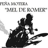 Peña motera Mel de Romer