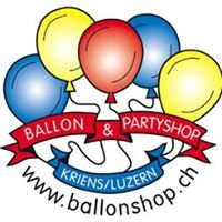 Ballon- und Partyshop