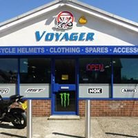 VOYAGER - Motorcycle Helmets - Clothing - Spares - Accessories -