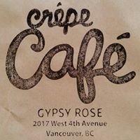 Gypsy Rose Crepe Cafe