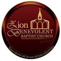Zion Benevolent Baptist Church