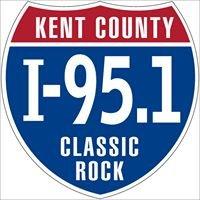 I-95.1 FM Kent County's Classic Rock