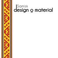 Samisk Design och Material