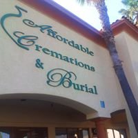 Affordable Cremations and Burial Mortuary