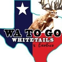 WA to GO Whitetails & Exotics