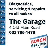 The Garage Hillcrest - Bosch Car Service Centre