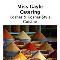 Miss Gayle Catering