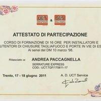 Serrature   Express di Andrea Paccagnella