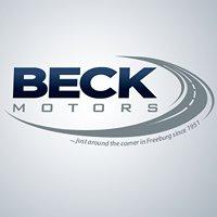 Beck Motors Inc