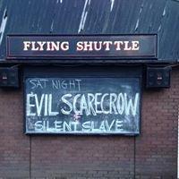 The Flying Shuttle Bury