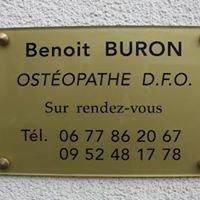 Cabinet d'ostéopathie Tours - Benoît Buron