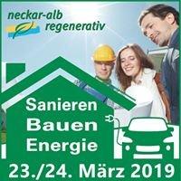 Neckar-Alb-Regenerativ 23. und 24. März 2019
