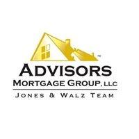 Advisors Mortgage Group, LLC - Jones Walz Team NMLS Branch # 1017148