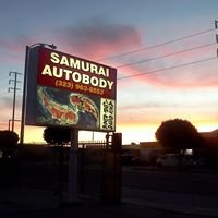 Samurai Auto Body / Samurai Global Motors,Inc./Tsuyoshi Kaneshiro