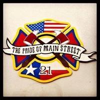 Houston Fire Station 21 BlackJack