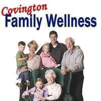 Covington Family Wellness Dr Treye Hovinga