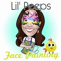 Lil' Peeps Face painting