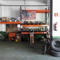 Illegal garage