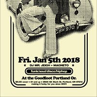 First Friday Super Jam at The Goodfoot