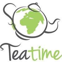 Teatime, Thé en vrac mais pas que