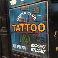 Cobra Club Tattoo