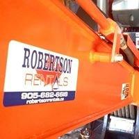 Robertson Rentals