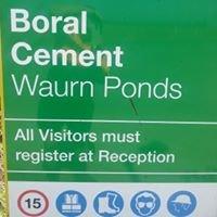 Boral Cement Waurn Ponds