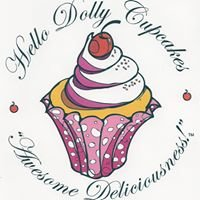 Hello Dolly Cupcakes
