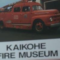 Kaikohe Fire museum