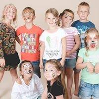 De Kleuringsdienst - schmink en workshops