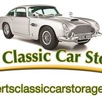 Herts Classic Car Storage