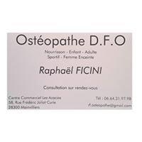 Cabinet d'Ostéopathie Raphaël Ficini - Mainvilliers