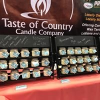 Taste of Country Candles