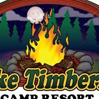 Lake Timberlin Camp Resort