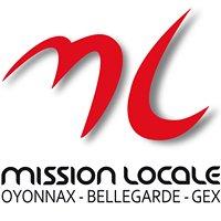 Mission Locale Oyonnax Bellegarde et Gex