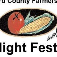Woodford Co Farmers' Market Twilight Festival